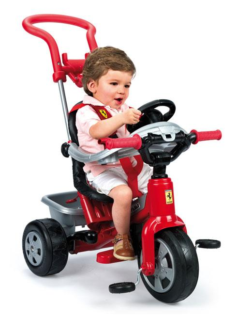 NEW-TODDLER-RIDE-ONS-COZY-COUPES-FERRARI-BIKES-amp-TRIKES-FROM-AGE-6-MONTHS