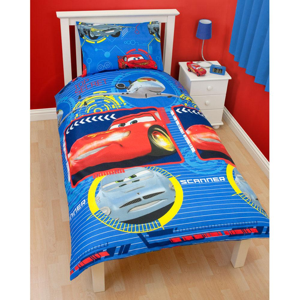 KIDS-CHARACTER-SINGLE-DUVET-COVER-CHILDRENS-BEDDING-NEW-DISNEY-amp-SPIDERMAN