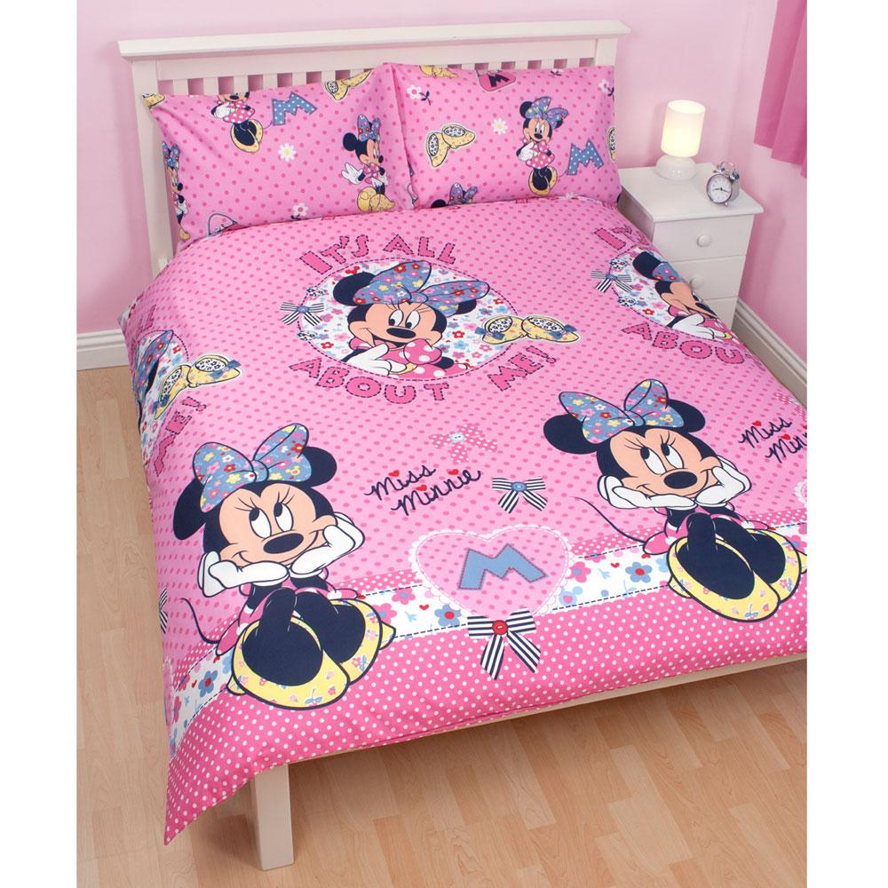 minnie mouse bedroom & bedding accessories | ebay