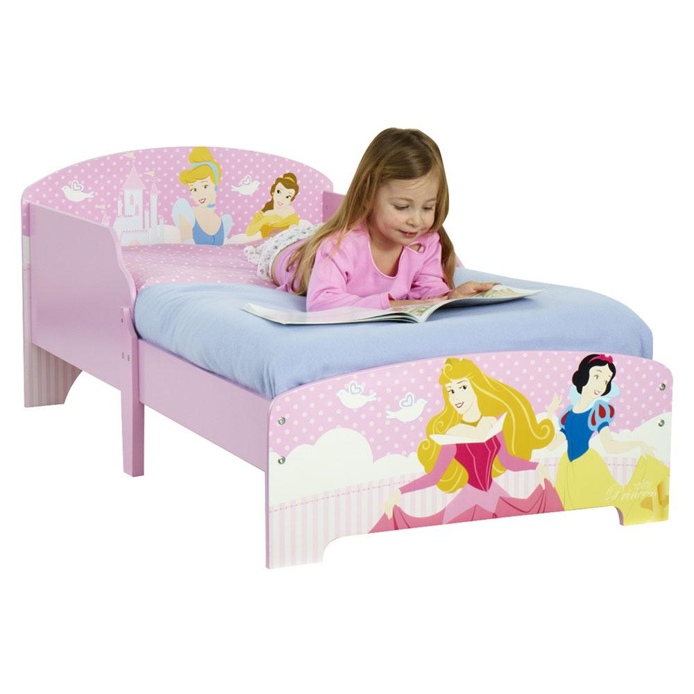 CHARACTER JUNIOR TODDLER BEDS - FREE POSTAGE & PACKING ...