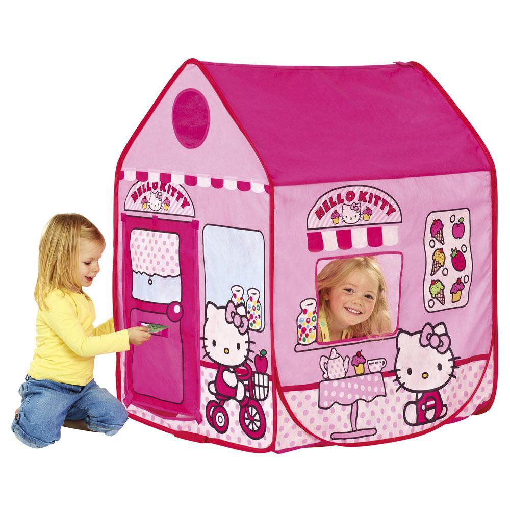 Tente De Jeu Disney Minnie Mouse: Meuble et déco chambre enfant à ...