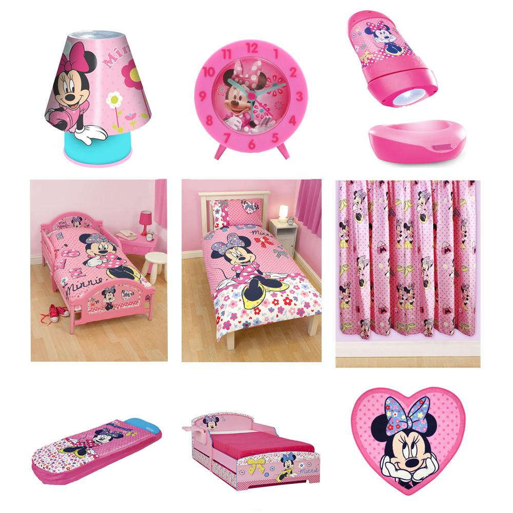 Disney minnie mouse bedding bedroom accessories free p for Bedroom nothing lasts chords