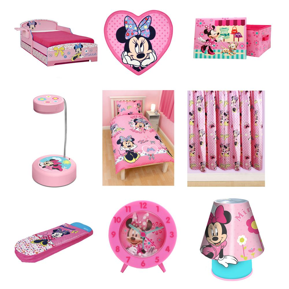 minnie mouse bedding, duvet covers & bedroom accessories - free