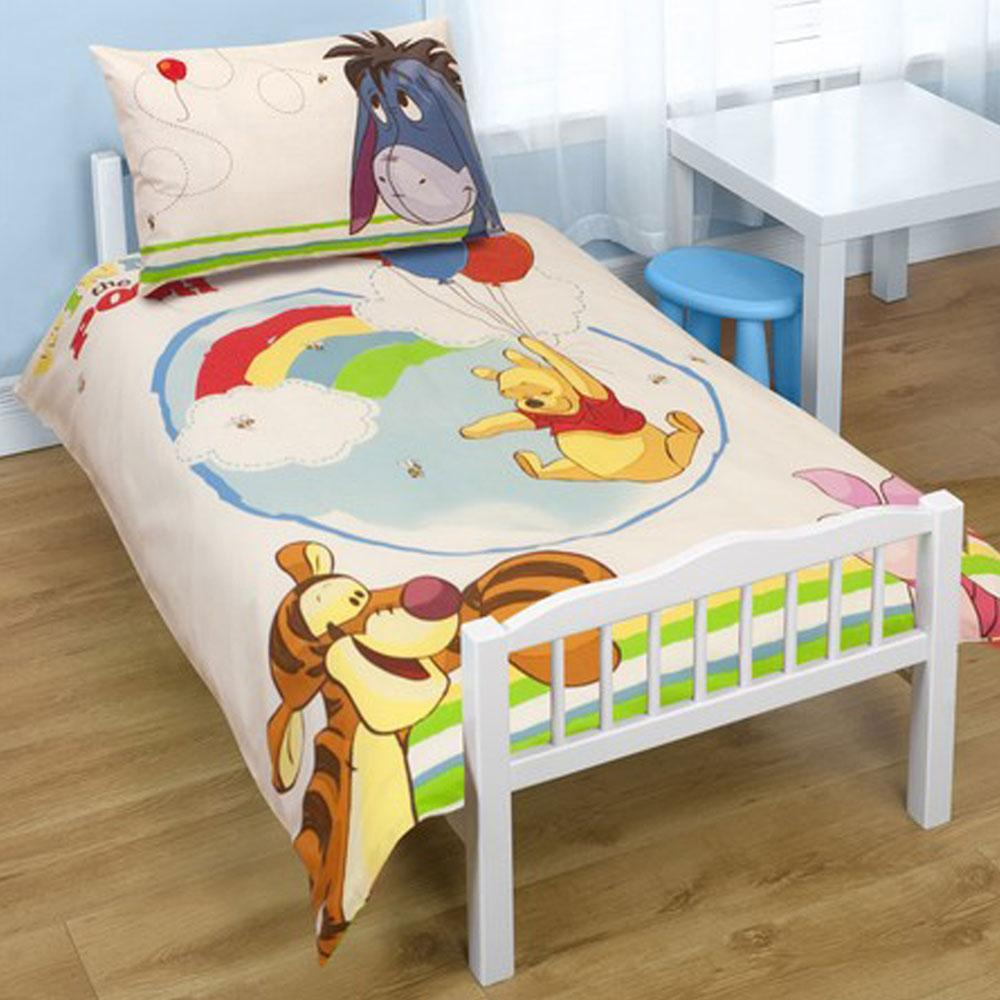 CHILDRENS-COT-BED-JUNIOR-TODDLER-DUVET-COVER-NEW
