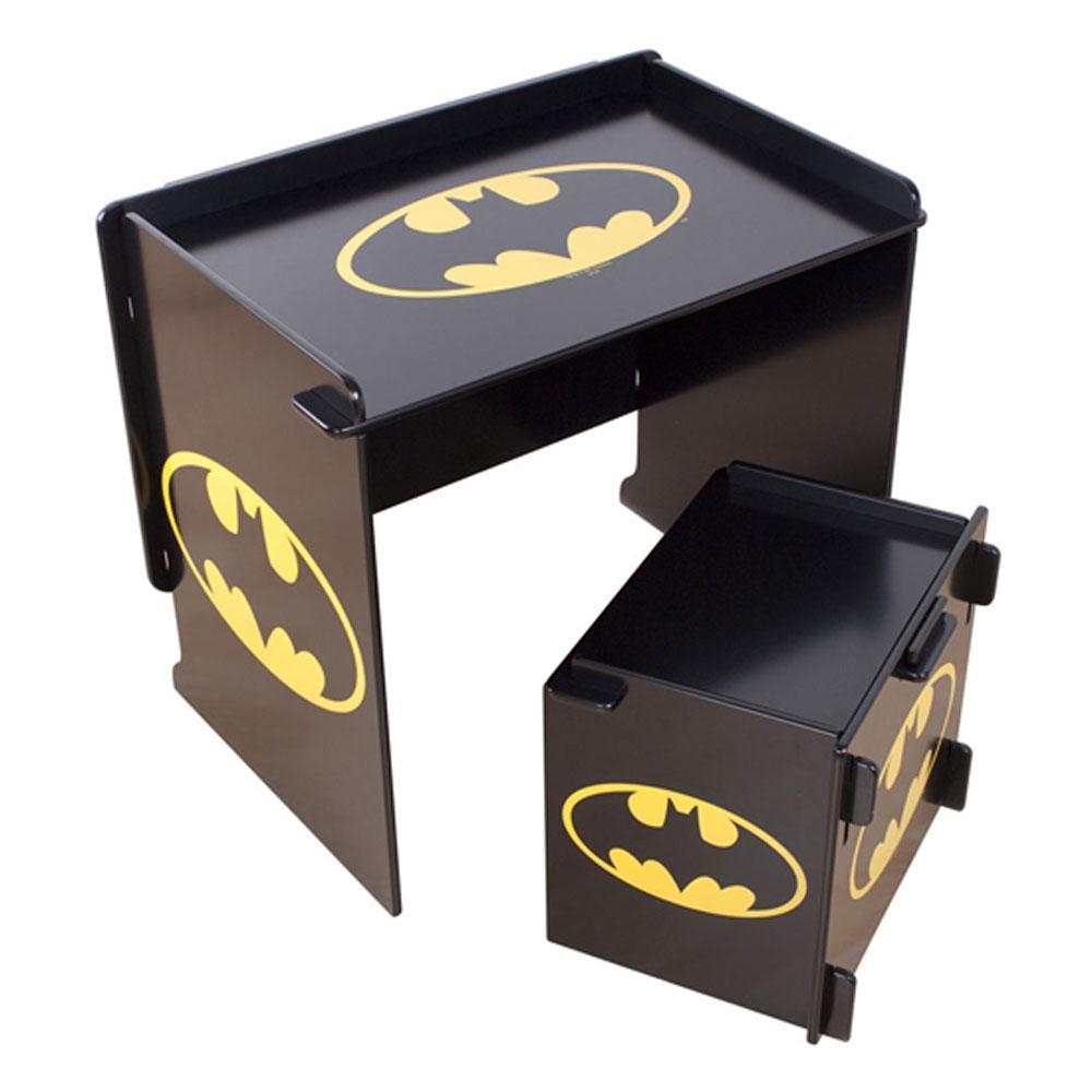 New batman 39 batcave 39 desk stool bedroom furniture - Batman bedroom furniture ...