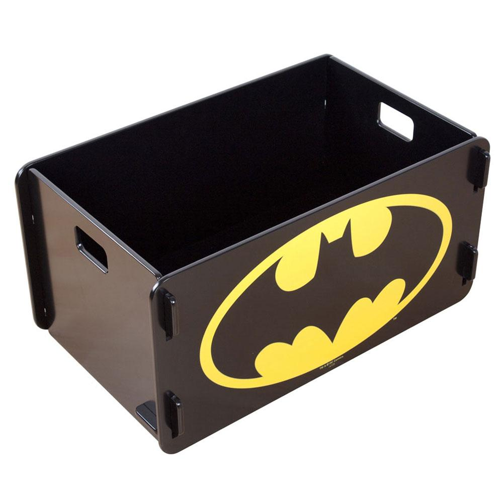 Batman batcave toy box storage bedroom furniture new ebay for Bedroom nothing lasts chords