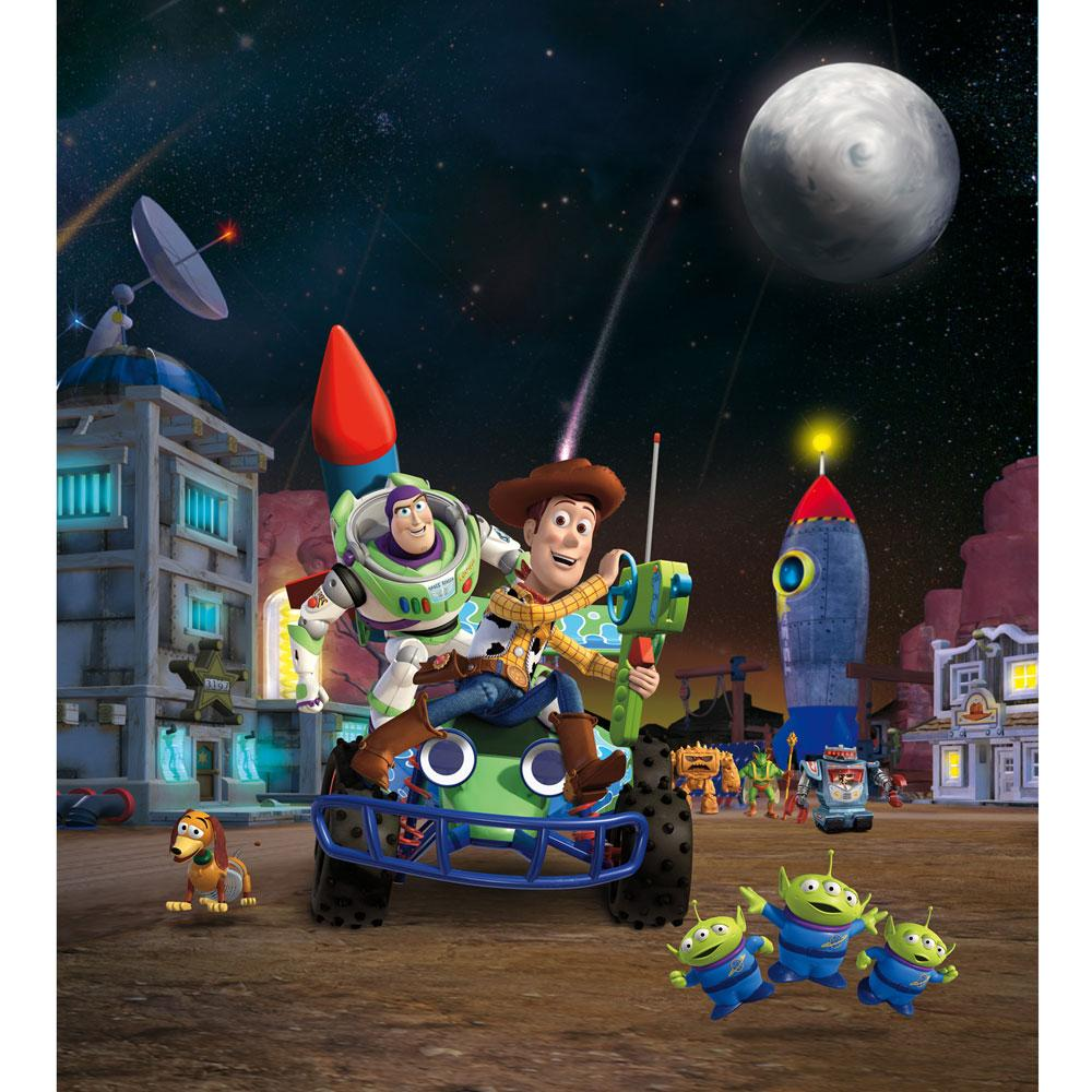 Buzz lightyear wall mural wall murals ideas buzz lightyear wall mural wall murals disney wall stickers buzz lightyear wall mural toy story amipublicfo Image collections