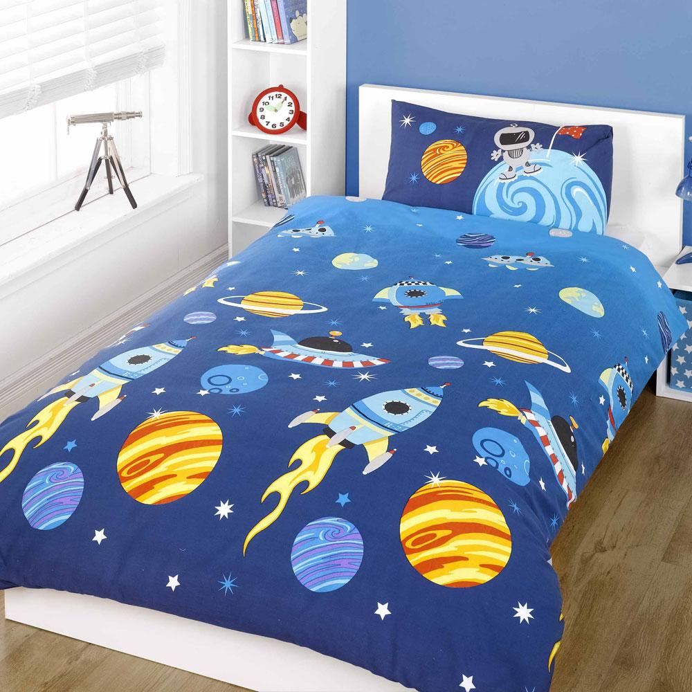 Childrens Double Bedding Sets