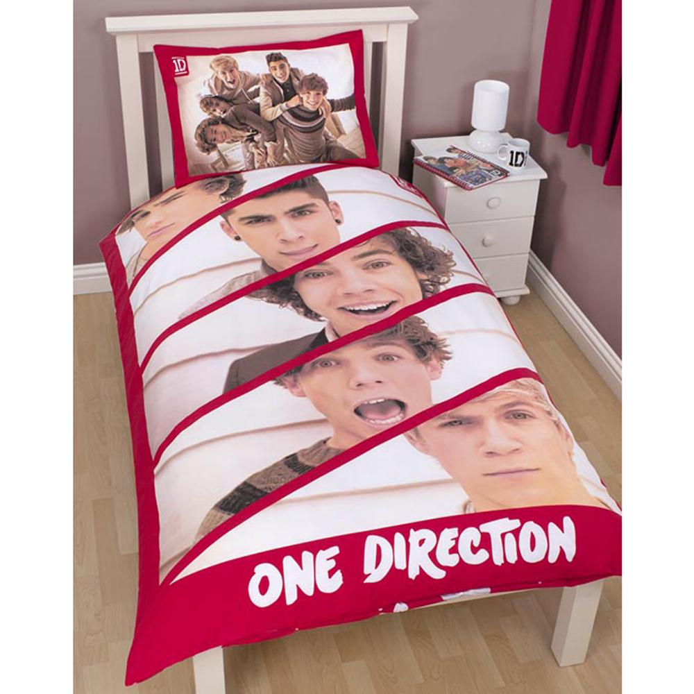 Housse de couette one direction boyfriend lit 1 p 100 - Housse de couette one direction ...
