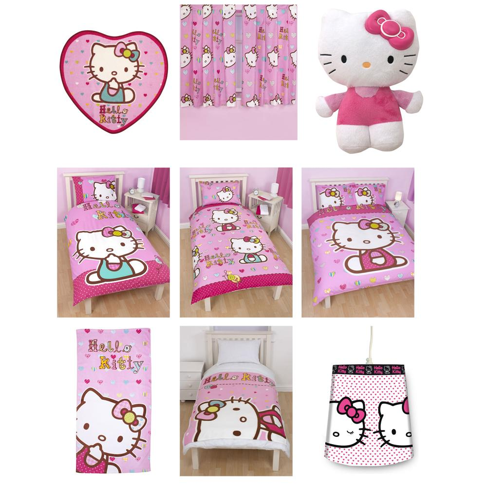 official hello kitty bedding bedroom accessories furniture free uk