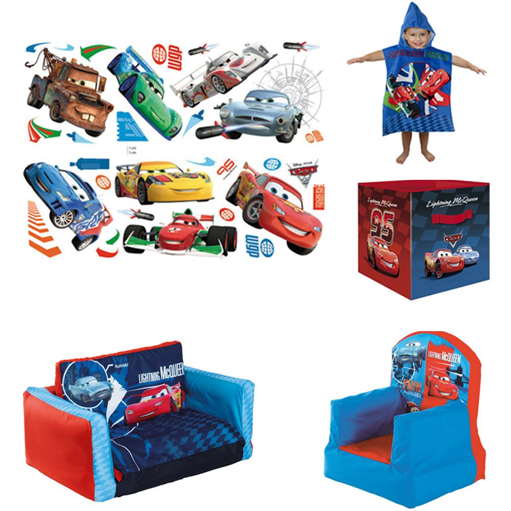 Official Disney Cars Bedding Bedroom Accessories Free P P Ebay