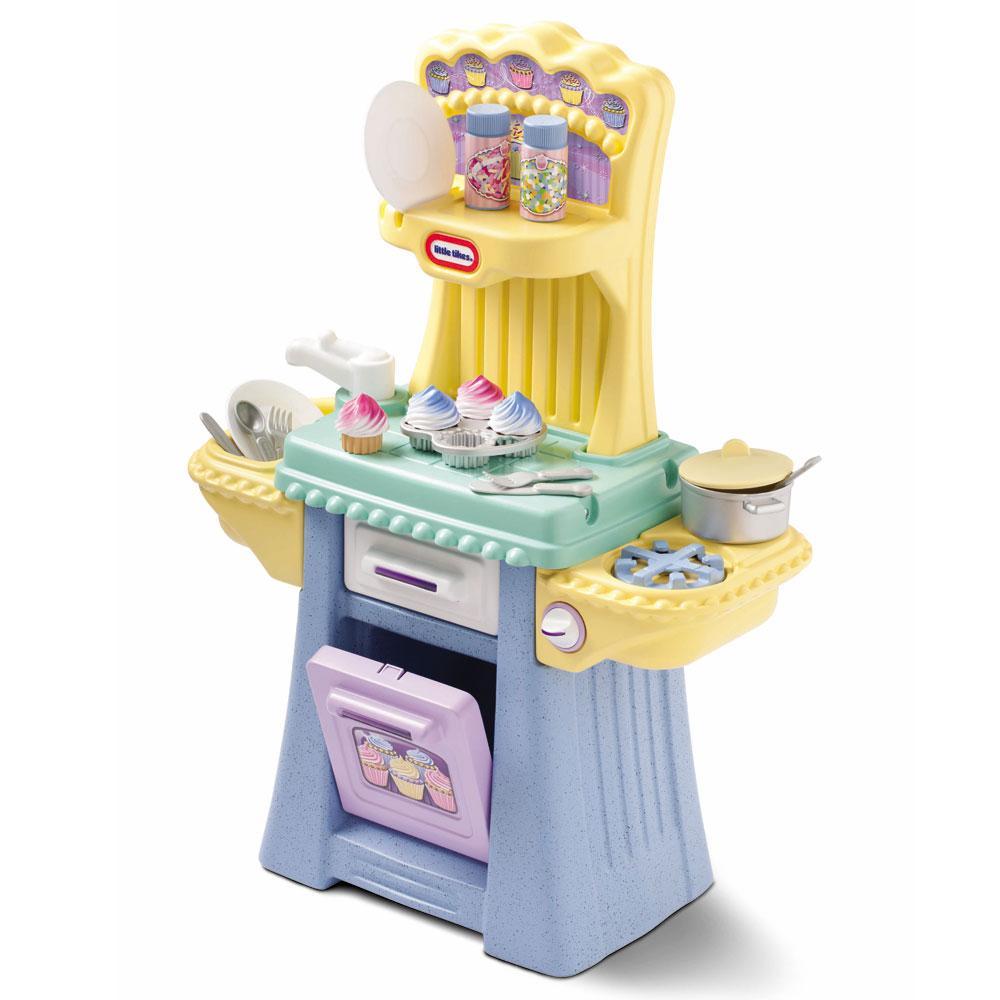 Little Tyke Kitchen Set: LITTLE TIKES CUPCAKE KITCHEN PLAY SET