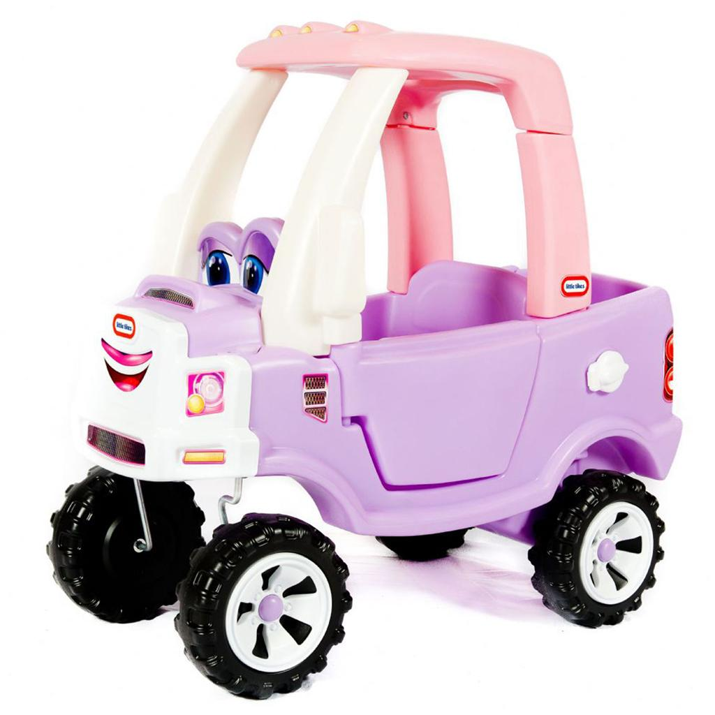 Princess cozy truck ride on car new little tikes pink cosy free p p - Little tikes cozy coupe pink ...