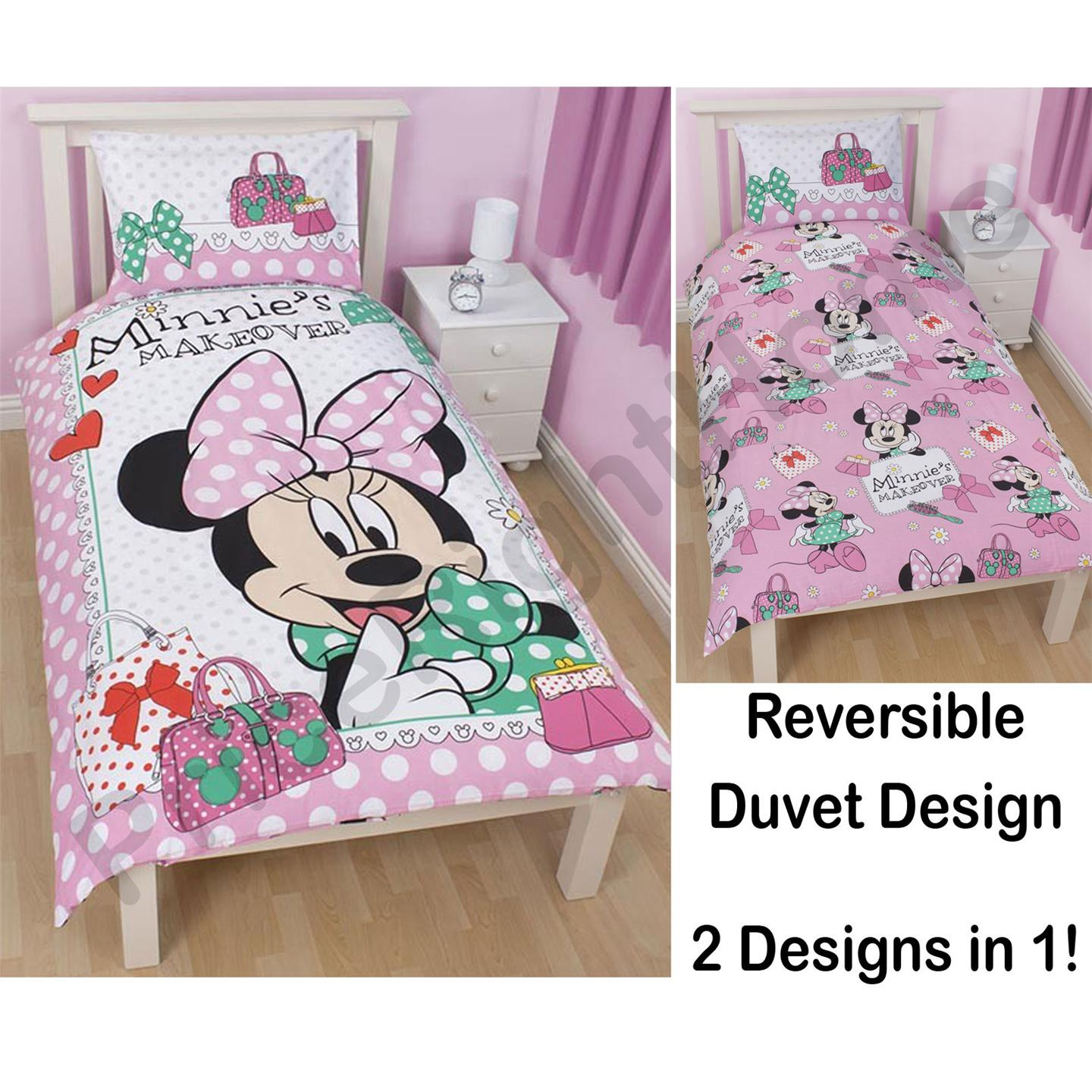 Minnie Mouse Bedroom Bedding Accessories