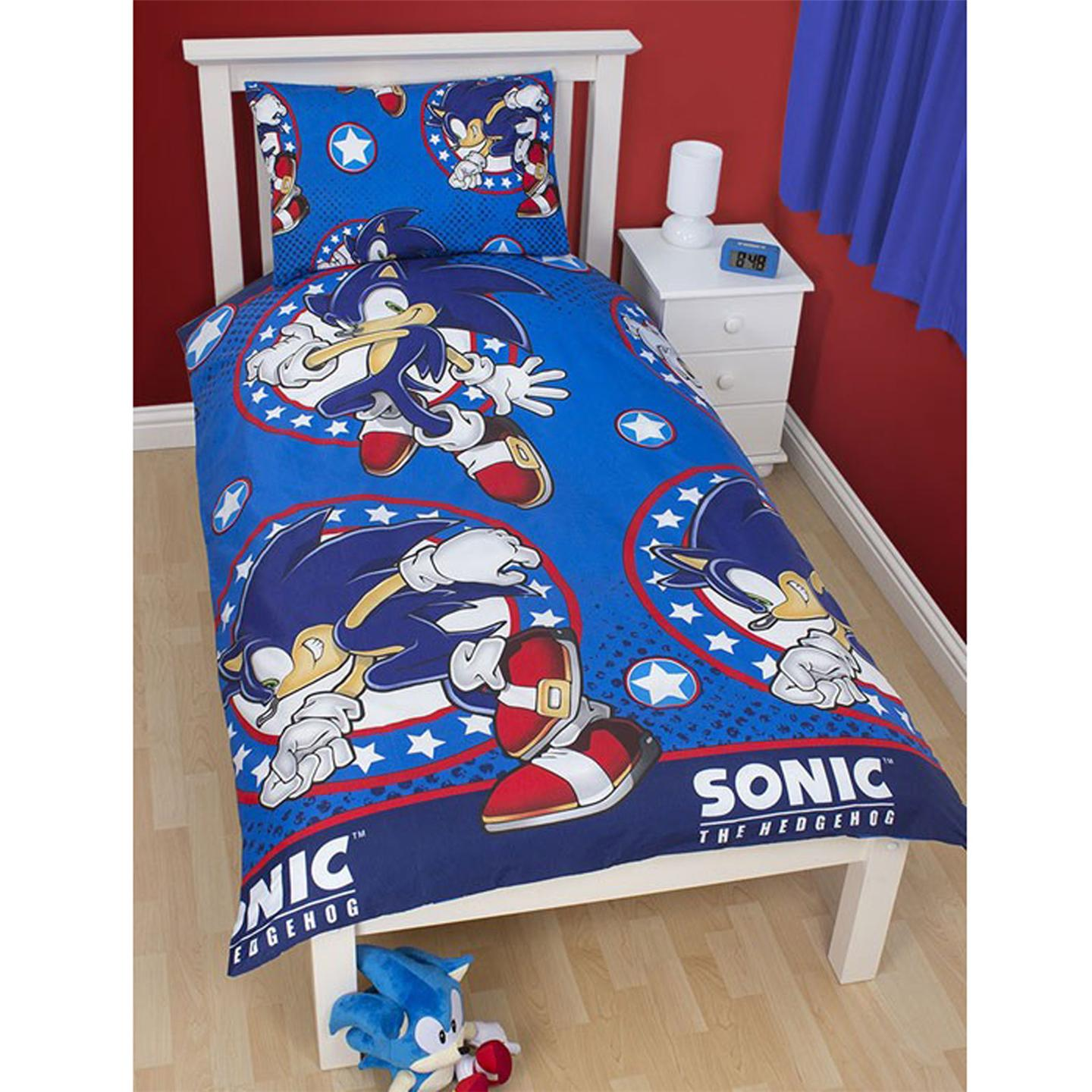 Childrens Disney and Character Single Duvet Cover Sets ...