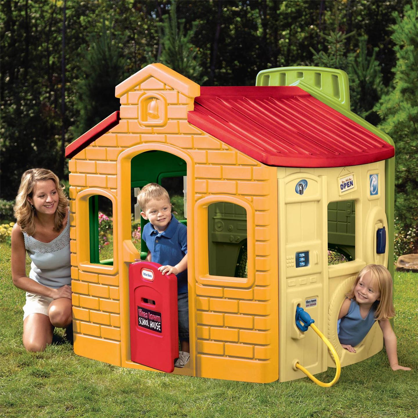 little tikes town house playhouse new wendy house