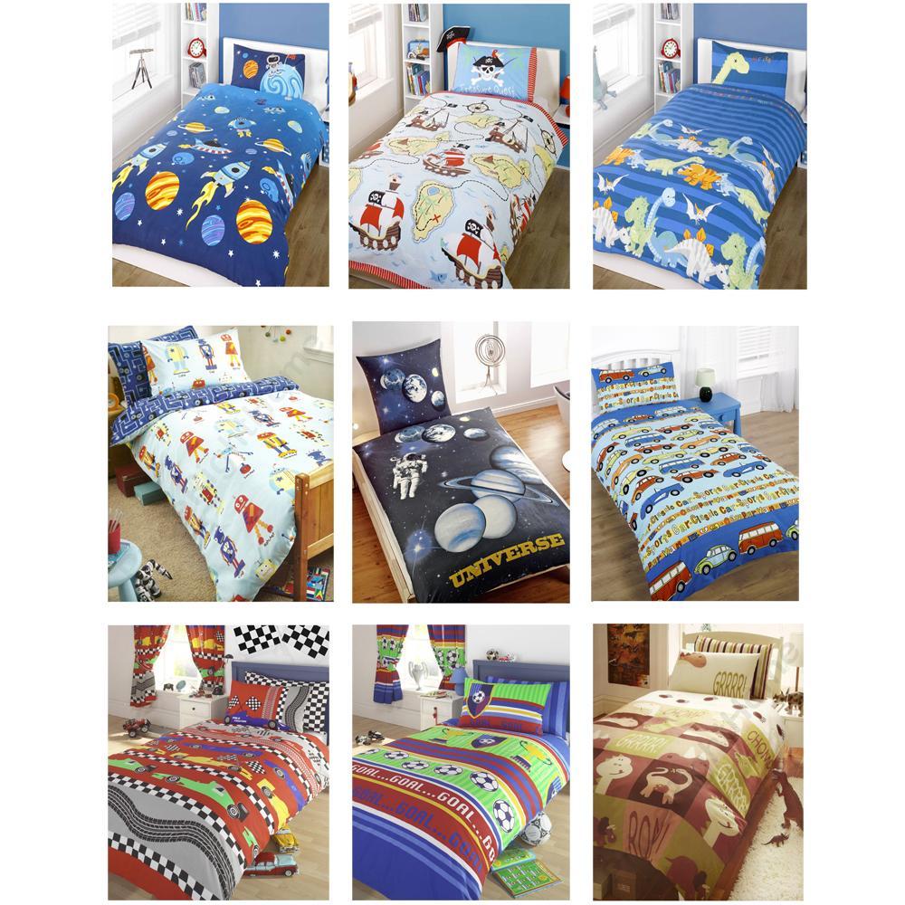 Piumone set per cameretta bambini nuovo per letto singolo - Misure lenzuola letto singolo ...