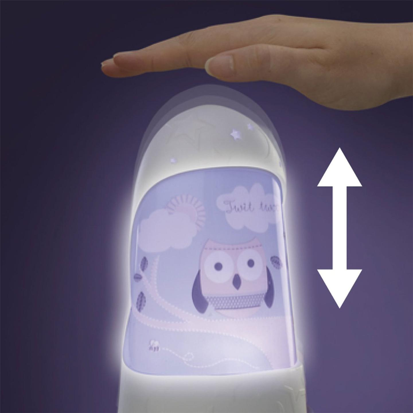 go glow night light and torch instructions