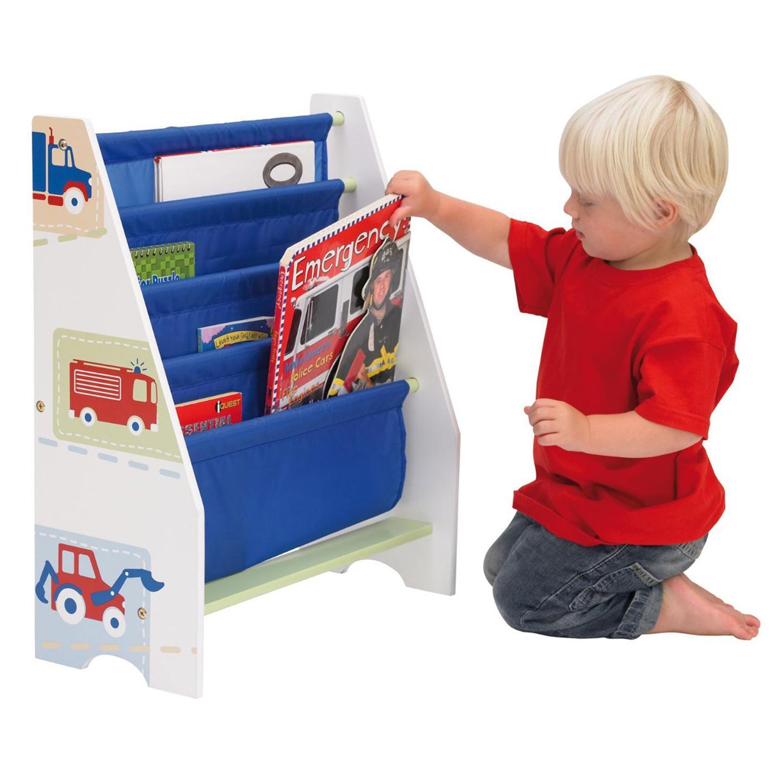 Disney Cars  Sling Bookcase