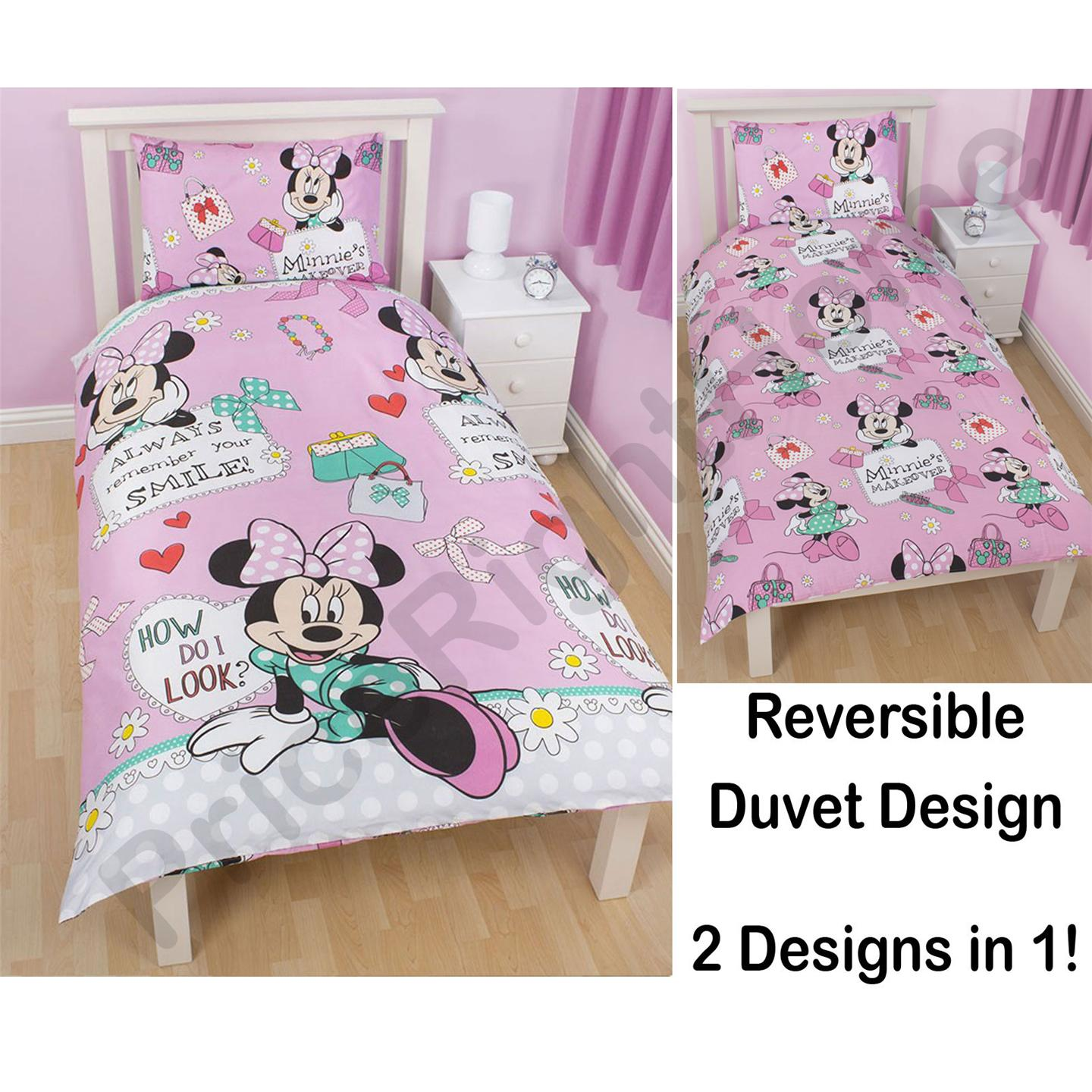 disney minnie mouse bedding bedroom accessories free p. Black Bedroom Furniture Sets. Home Design Ideas