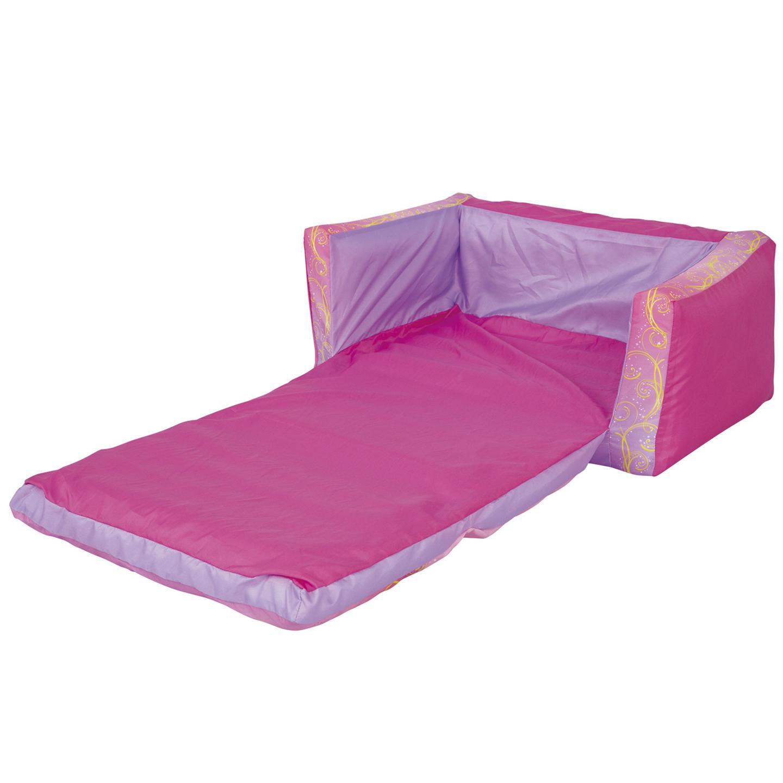 disney princess flip out sofa sofa bed ready room new ebay