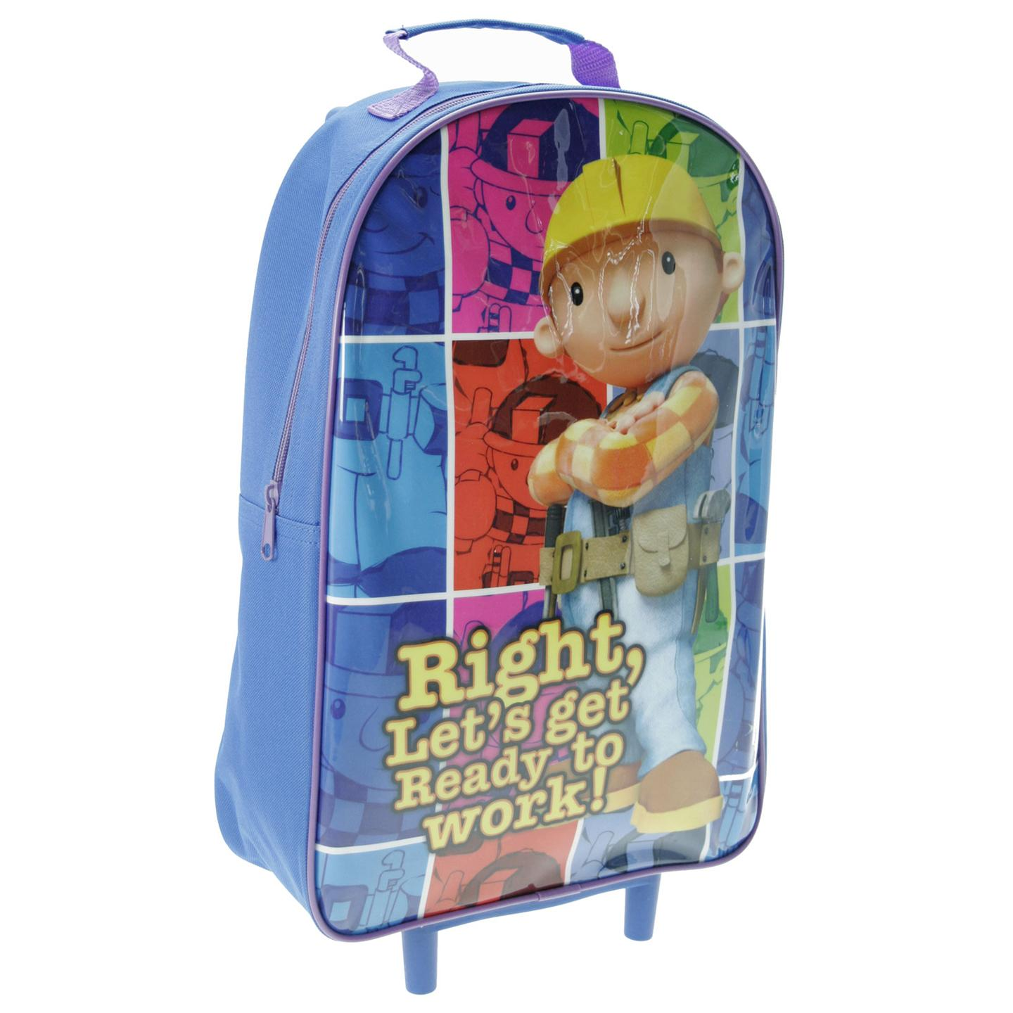 Kids Wheeled Trolley Bag Suitcases