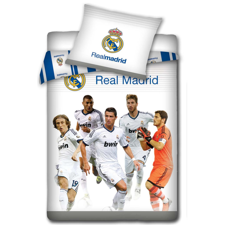 100 official real madrid cf stars duvet cover amp pillowcase bedding
