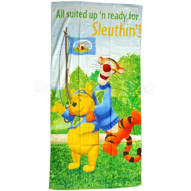 Kids Disney And Character Towels