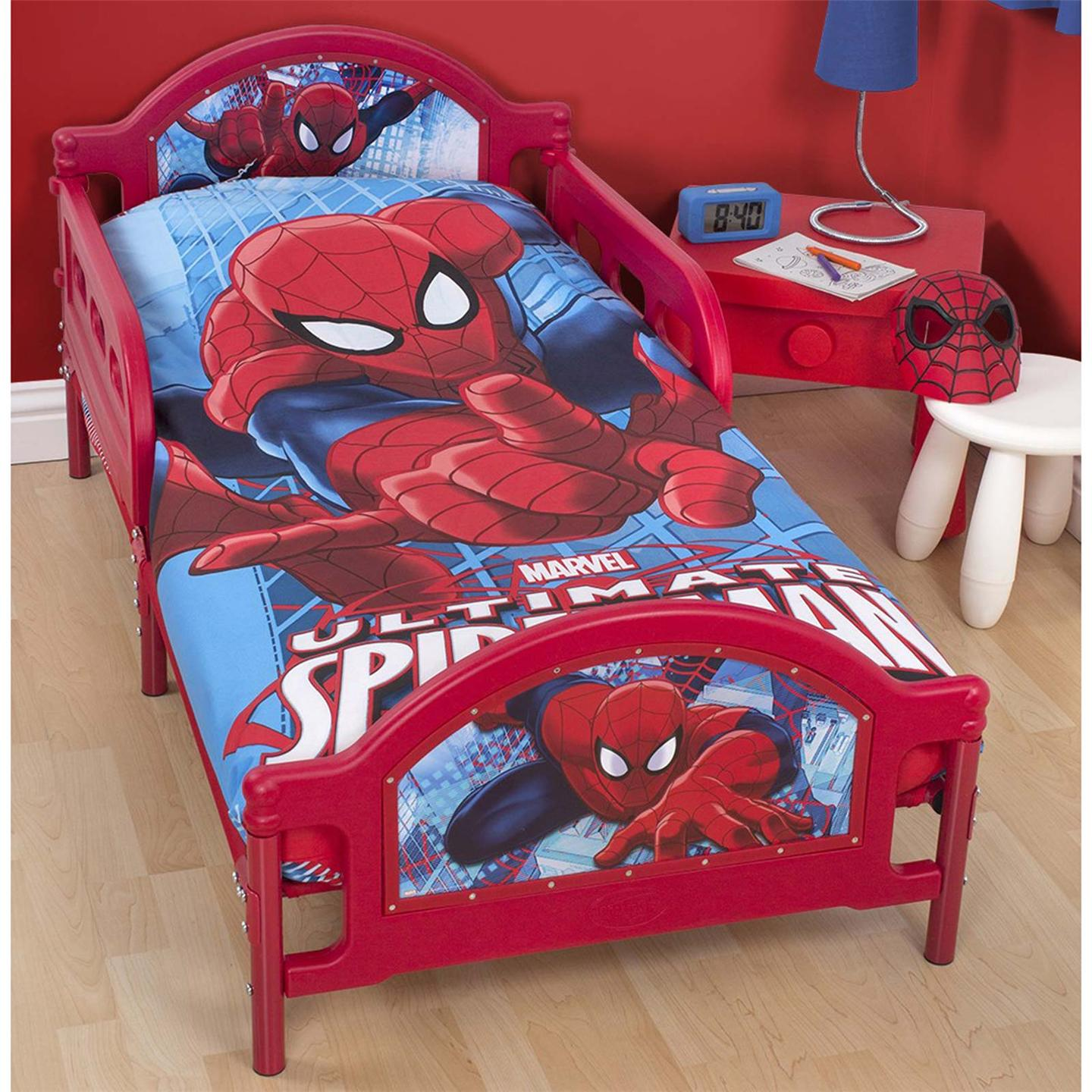 Spider Man Bed