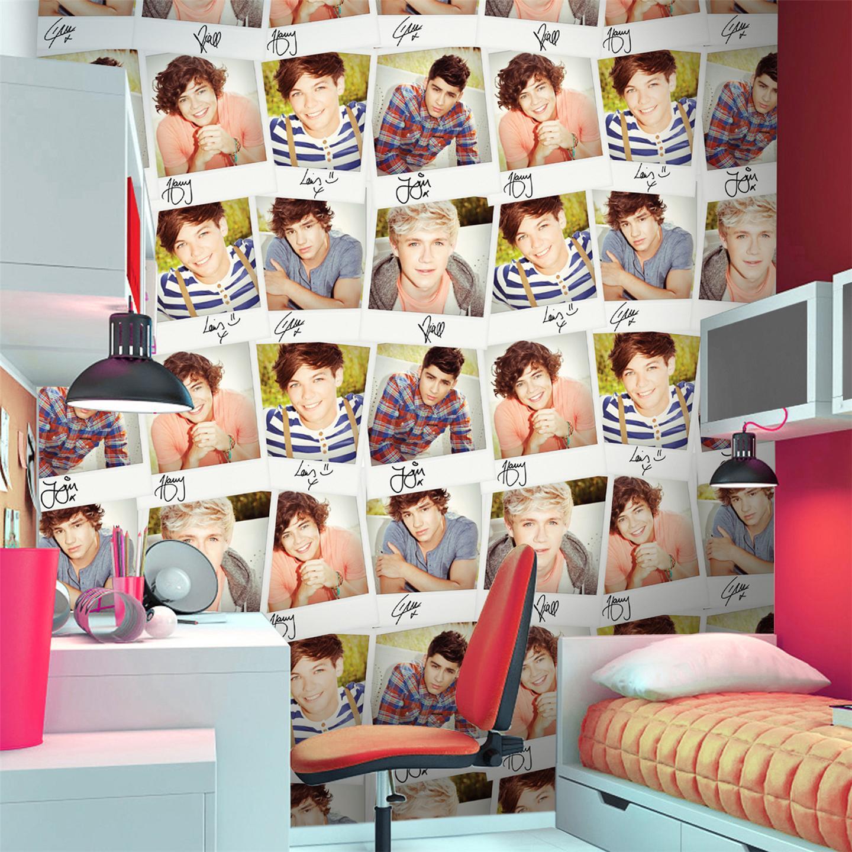 One Direction Bedroom Decor Similiar One Direction Room Stuff Keywords