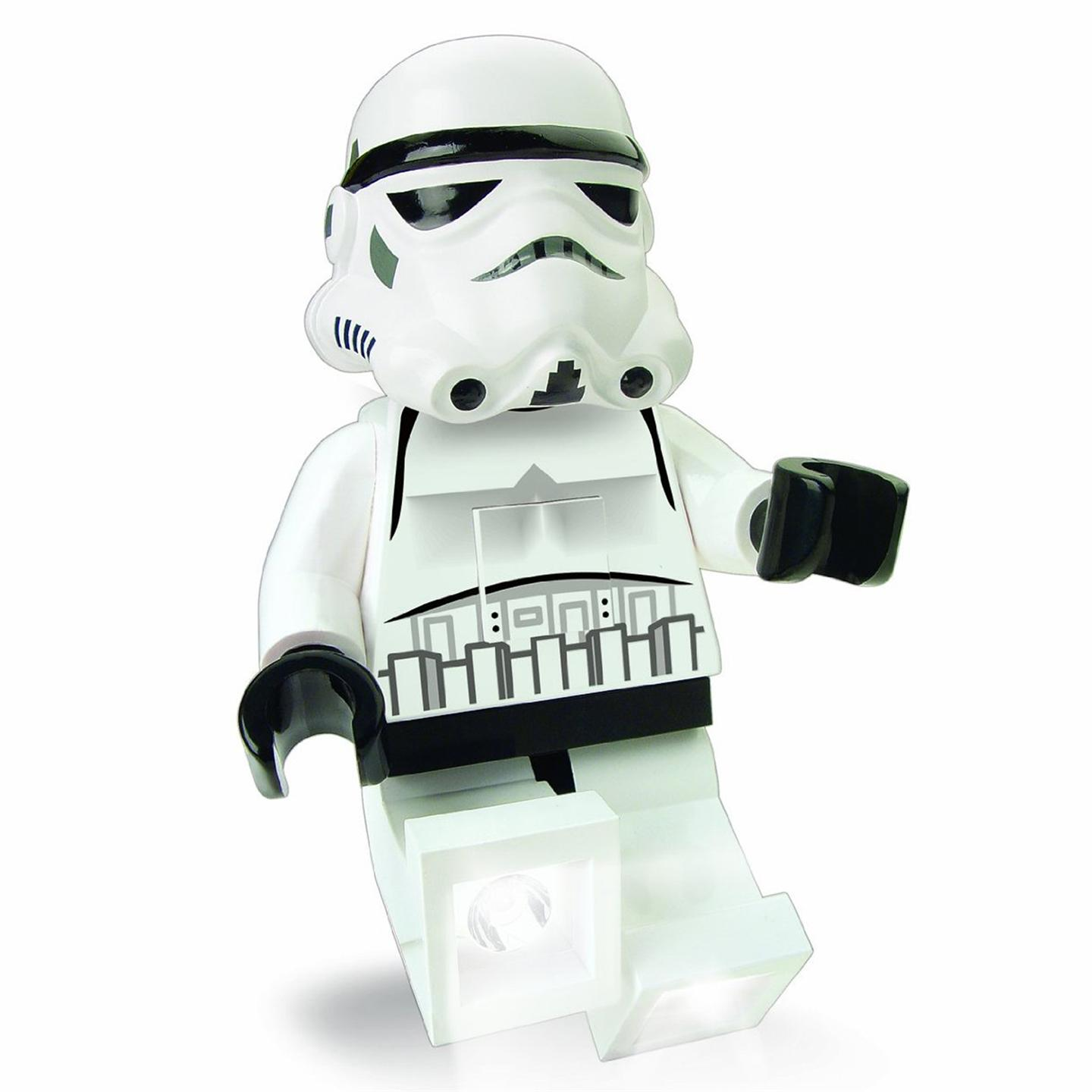 lego star wars storm trooper led lampe licht neu 100 offiziell ebay. Black Bedroom Furniture Sets. Home Design Ideas