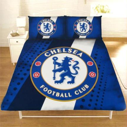 Free housse couette taie oreiller officiels club football - Couette psg 1 personne ...
