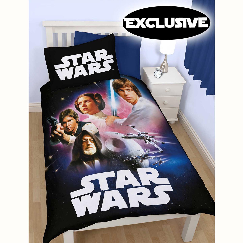 Star wars piumoni biancheria da letto e camera da letto - Piumoni da letto ...