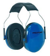 3M Peltor Earmuff For Youth Kids 13 yrs+ 97022 (Blue)