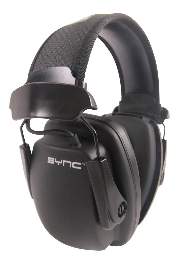 Howard Leight SYNC Hi-Fi Stereo Earmuff with MP3/iPod Jack 1030110
