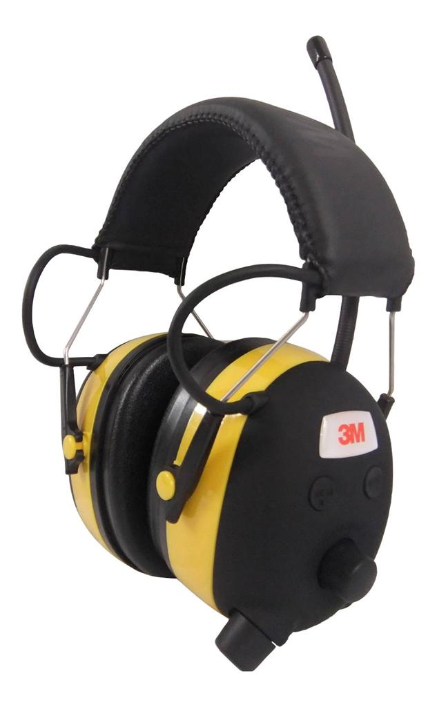 3M Worktunes AM/FM Digital Radio Earmuffs with iPod/MP3 Jack 90541-80025AU