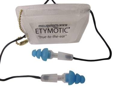 Etymotic Research Musicians Earplugs (Re-usable) ER20-SMB-C  Standard Fit 5 Pairs
