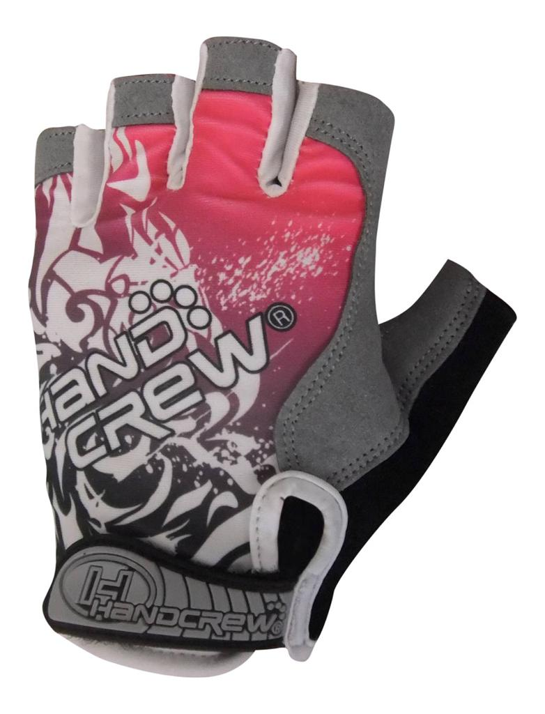 Handcrew Sports Lycra Microfiber Safety Glove Womens Girls Size M
