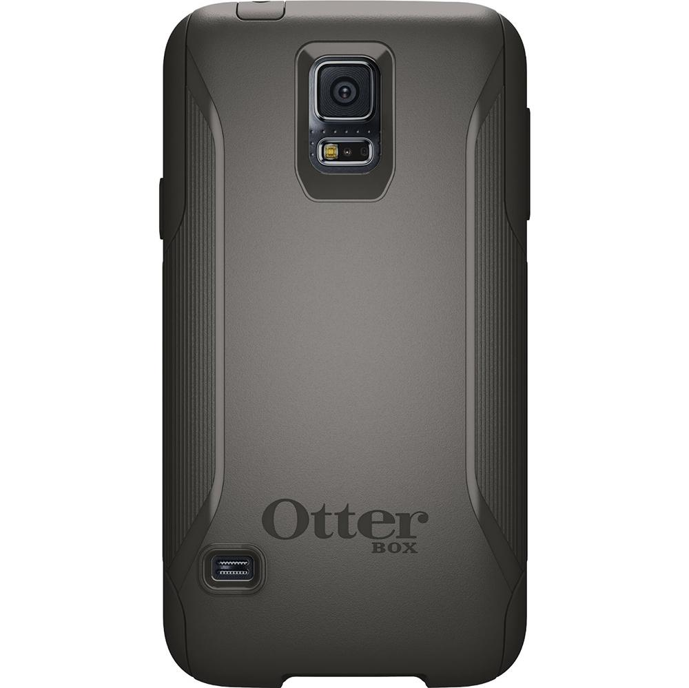 otterbox commuter series protective black hard case cover for samsung galaxy s5 ebay. Black Bedroom Furniture Sets. Home Design Ideas