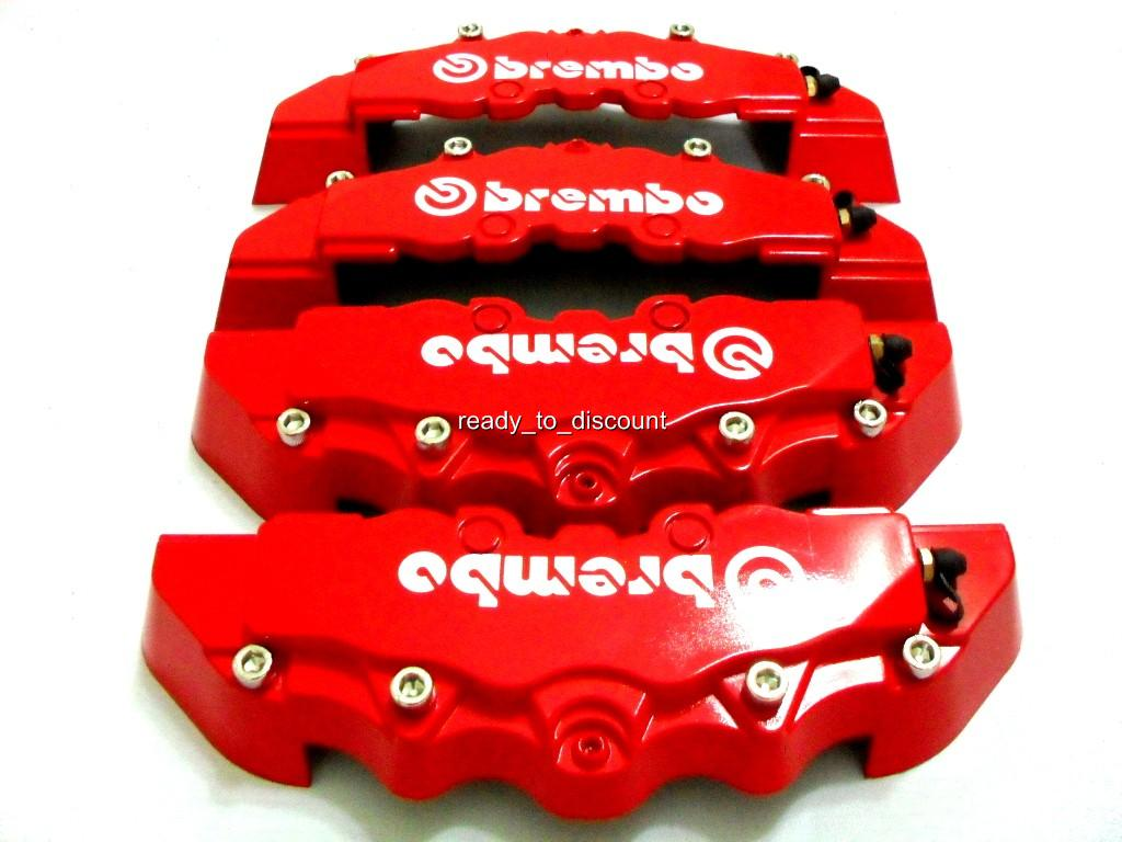 BMW-E36-E46-E60-E61-E90-E91-RED-BRAKE-CALIPER-COVER-F-R