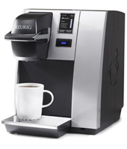 Keurig B150 Commercial Brewing ,Office Single Cup Coffee Maker, 3 cup sizes eBay