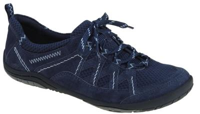 Earth Spirit Womens Red Casual Lace Up Shoe