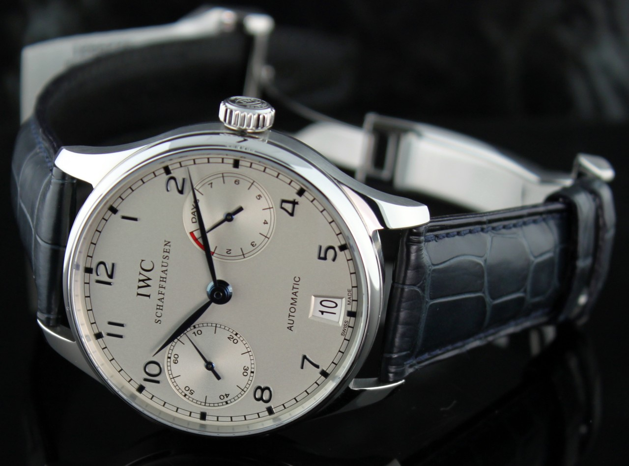 Iwc Portuguese 7 Day Review