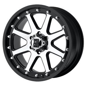 20 inch XD Addict Black Wheels Rims 6x135 Ford F150 12