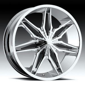 20 inch Milanni Stalker Chrome Wheels Rims 5x4 5 5x114 3 35