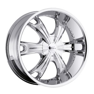 18 inch Milanni Stellar Chrome Wheels Rims 5x115 18