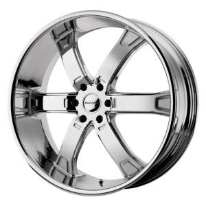 22 inch KMC Brodie Chrome Wheels Rim 6x5 5 6x139 7 Toyota Sequoia