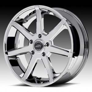 22 inch AR840 Chrome Wheels Rims 6x135 Ford F150 Expedition Navigator