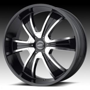 18 inch AR894 Black Wheels Rims 5x135 97 03 Ford F150 Expedition