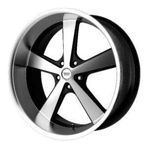 16 inch Black Nova Wheels Rims 5x4 75 5x120 65 Chevy S10 Blazer GMC